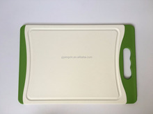 Cutting chopping Board Slaughter Plastic Chopping Board PP+TPR Plastic