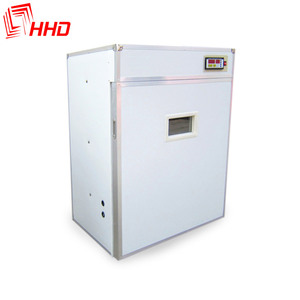 HHD 1000 chicken eggs fully automatic industrial egg incubator for sale made in germany