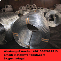 Top Quality galvanized wired iron with low price