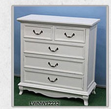 Distressed Drawers Handmade Shabby Chic Wood Furniture