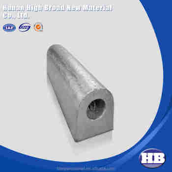 Cast Magnesium Sacrificial Anode For Cathodic Protection