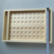 High Quality Wood Board Game with Predrilled Holes for Holding Round Marble