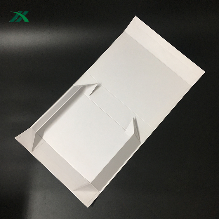 custom foldable children clothes packaging paper box