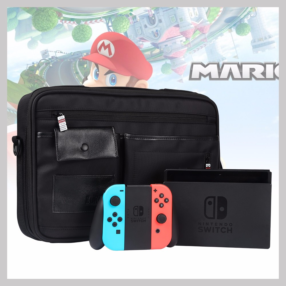 BUBM Portable Carrying Bag EVA Case For Nintendo Switch