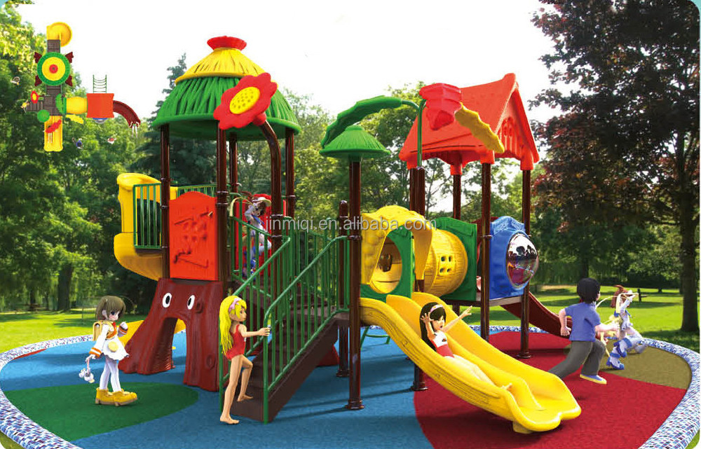 Used Yard Toys : Jmq p c outdoor preschool playground equipment plastic
