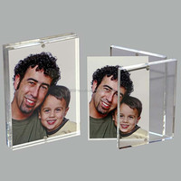 5x7 double sided picture frame 5x7 double sided picture frame suppliers and manufacturers at alibabacom - Double 5x7 Frame
