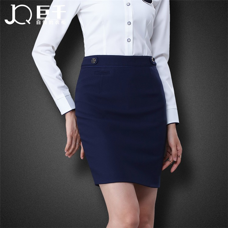 China Women Office Formal Uniform Supplier Ladies Short Skirt ...