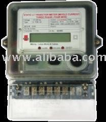 TRIVECTOR Energy Meters ( Whole Current )