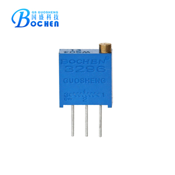 3296w And 3296w-b Series Precision Ceramic Potentiometer,Bourns  Potentiometers - Buy Bourns Potentiometers Product on Alibaba com
