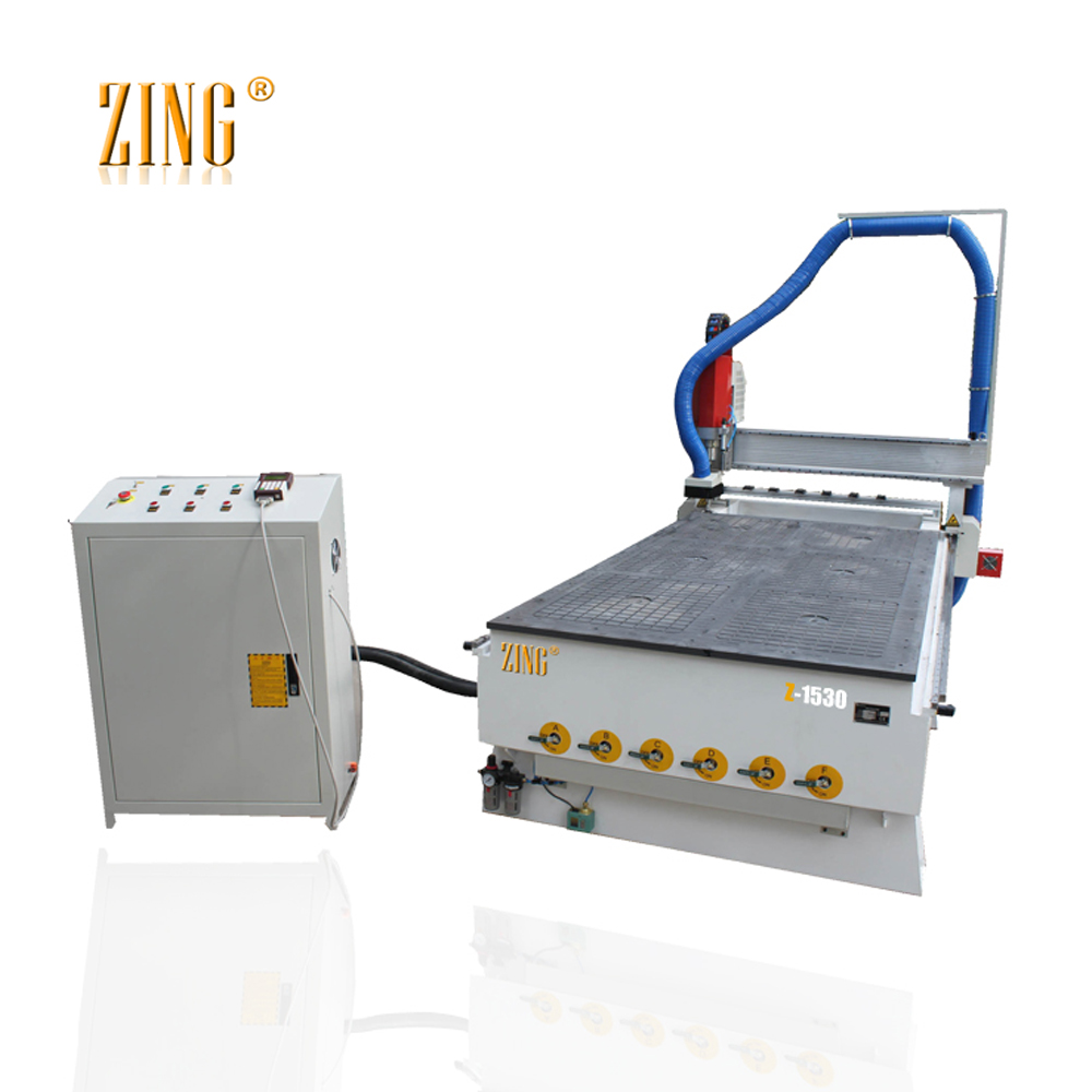 High speed 1530 cnc router wood carving machine for furniture making