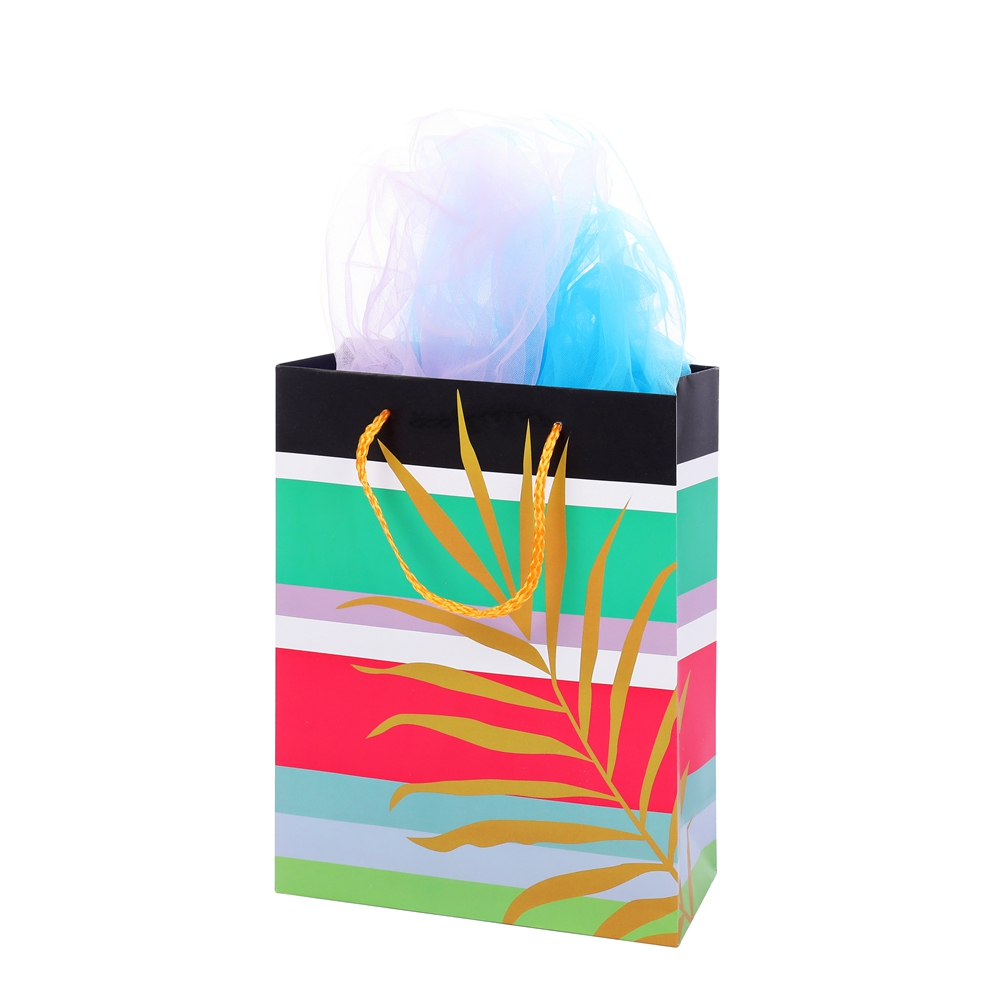Cheap Wholesale Custom Printing Coated Recyclable Shopping Paper Bag Gift