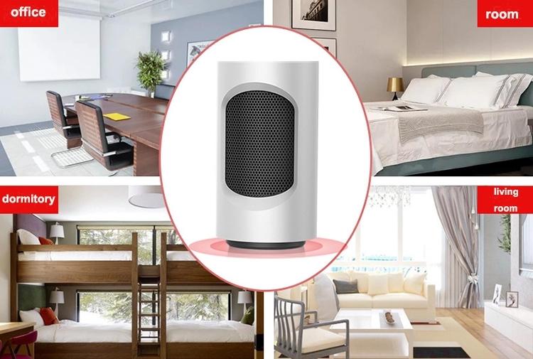 2020 New Electric Heater Fan Winter Heater Desktop Room Heater