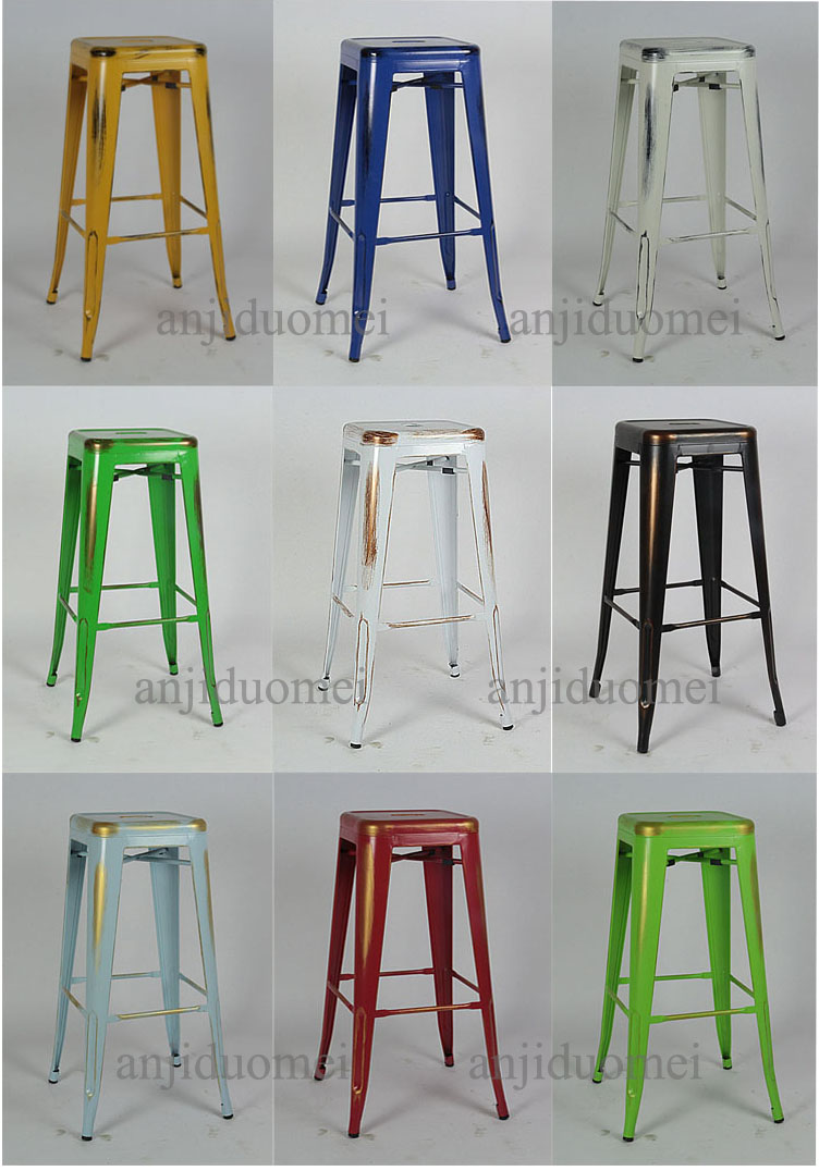 alibaba china supplier vintage metal bar stool for kids metal bar stool bases