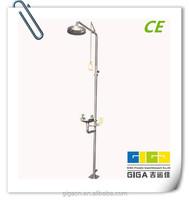 GIGA safety portable emergency shower eye wash