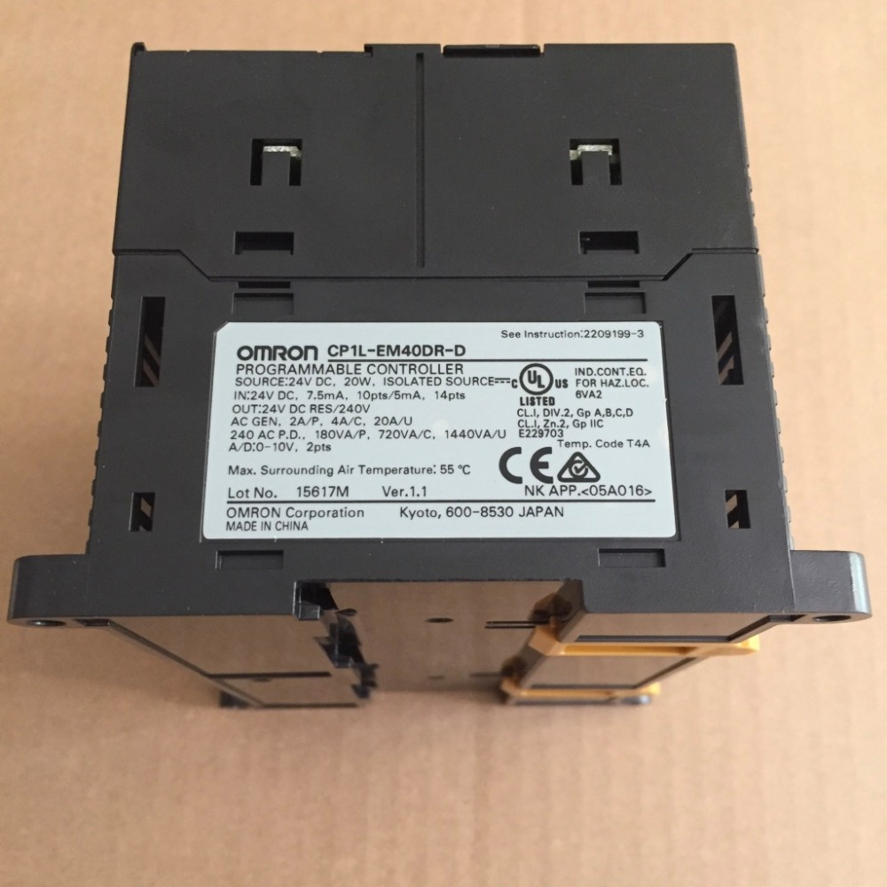 Omron plc cp1l omron plc cp1l suppliers and manufacturers at alibaba com
