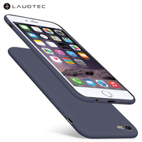 Real Liquid Silicone Case For iPhone 6,6 Plus