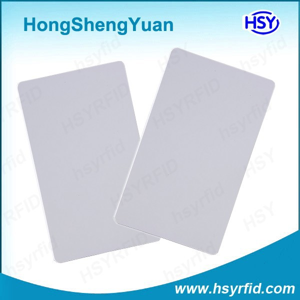 Professional Manufacturer contactless 125khz rfid em4001Employee smart ID card