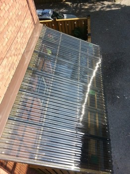 Transparent Corrugated Plastic Roofing Sheet Buy