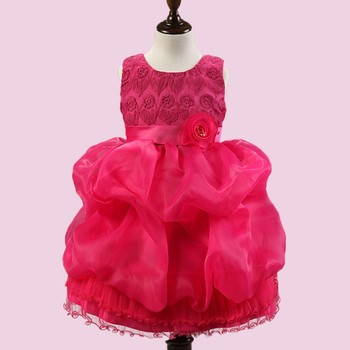Baby Girl Dress Hand Embroidery Designs For Baby Dress Kids Wedding