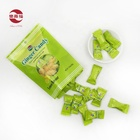 China factory ginger candy lemon flavor top quality sweet hard lemon ginger candy