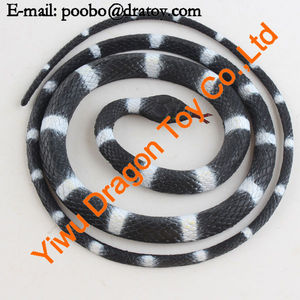 Rubber snake toys for sale 2014