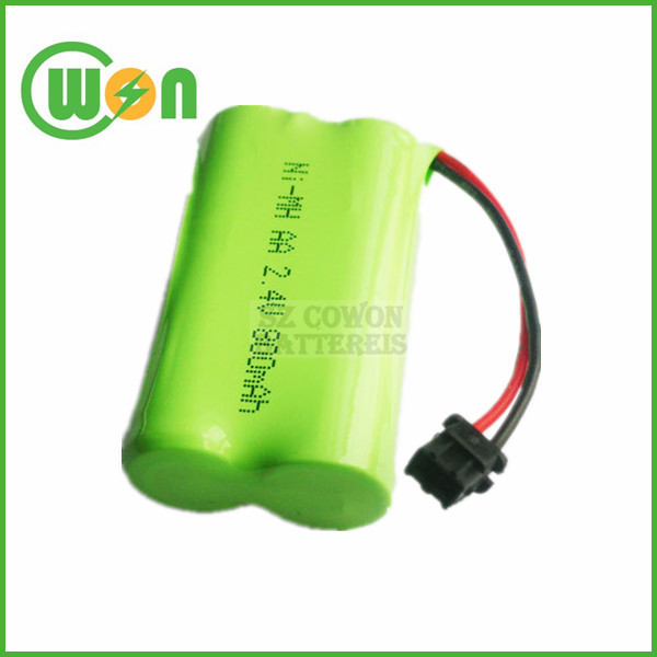 24v Nimh Battery Pack Aa 800mah Customized Rechargeable