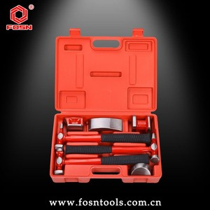 7pcs Popular Car Dent Fender Repair Tool Kit