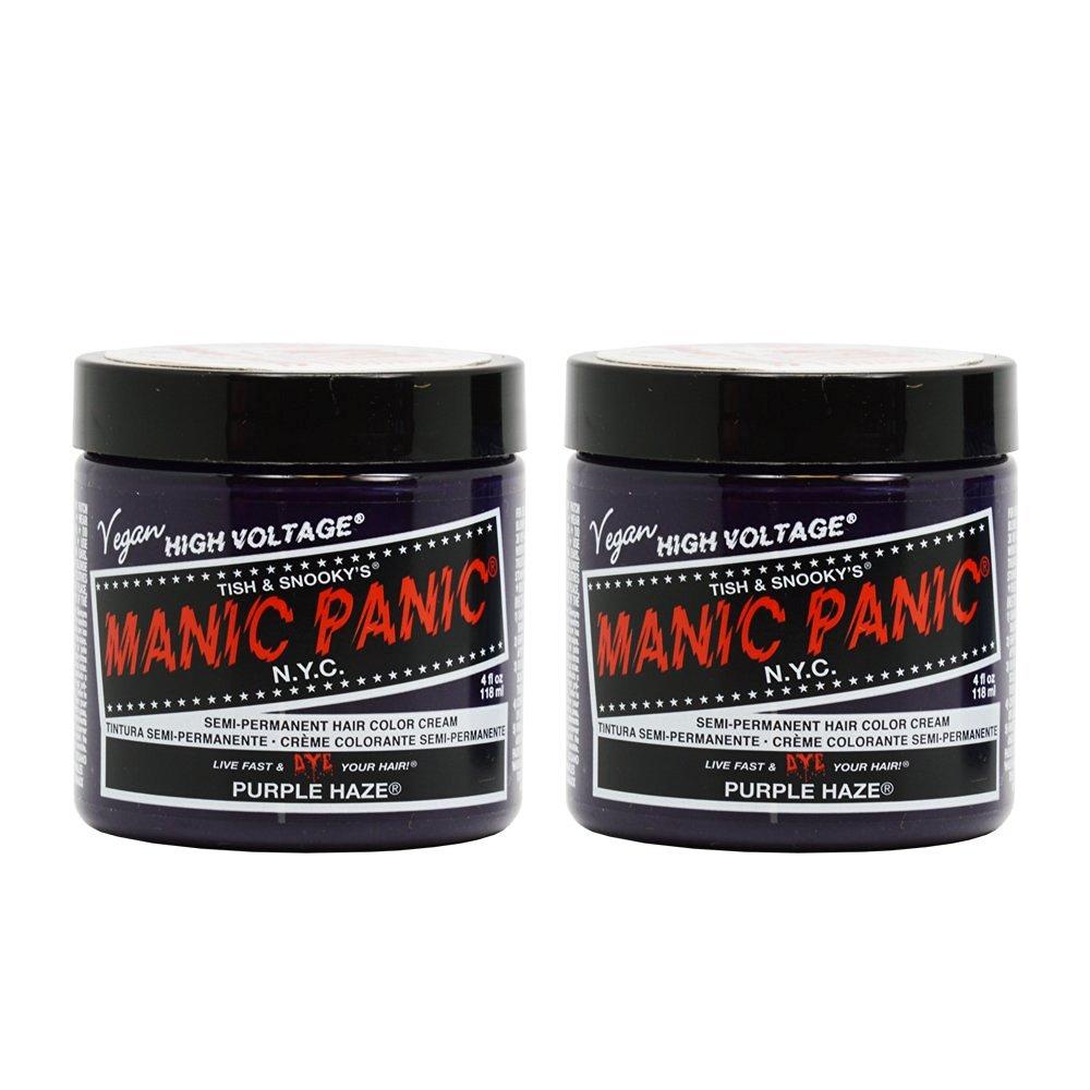 Buy Manic Panic Purple Haze Cream Hair Color In Cheap Price On