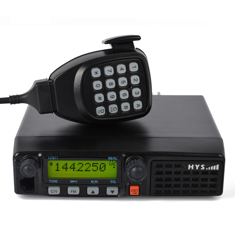 50W VHF Popular Police Mobile Car Radio Frequency
