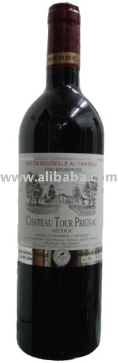 Chateau Tour Priganac Medoc 2004' 750ml Wine