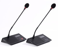 Professional Wired Conference Microphone Audio Conference System ...