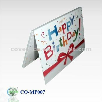 Happy Birthday Greeting Cards With Stereo Music Melody - Buy Greeting  Card,Birthday Greeting Card,Music Greeting Card Product on Alibaba com