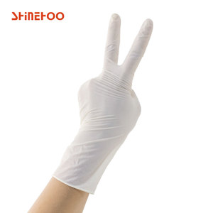 SHINEHOO Medical disposable gynecological set/Vaginal speculum/sheet/latex examination gloves