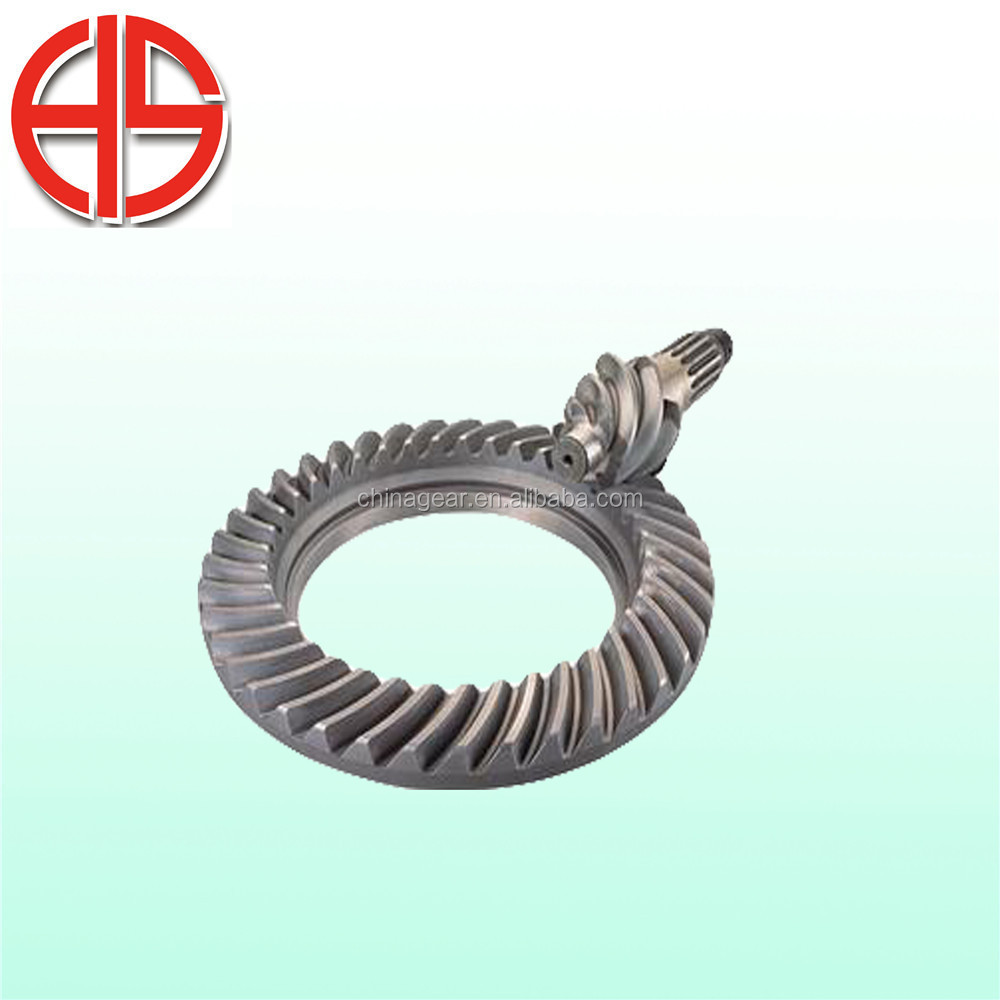alibaba usa tuck part trailer part crown wheel and pinion gear