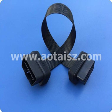 16Pin OBD cable china for car gps maps download