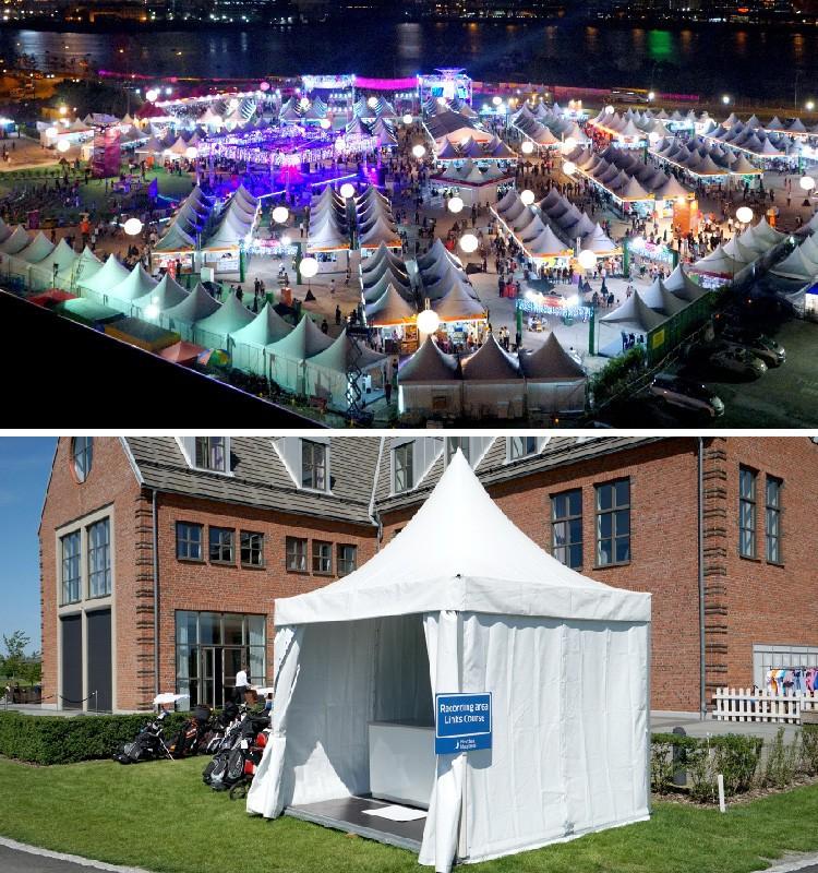 Klapp Pavillon Zelt 4x4,Tragbare Pavillon Zelt 5x5,Rahmen Pavillon ...