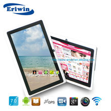 ZX-MD7001 All winner A13 Cortex A8 7inch 200w camera tablet pc