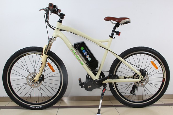 MTB electric bike with 8FUN gear motor (HP-E003)