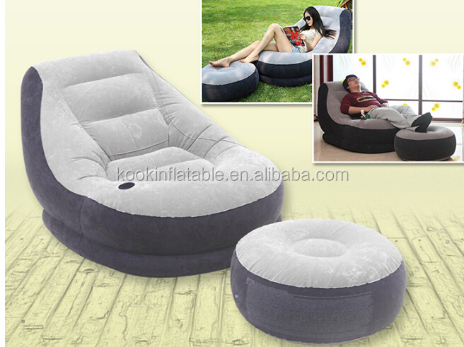 Wonderful Inflatable Furniture For Adults Pvc Air Lounge Chair