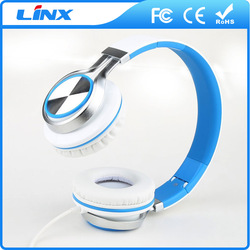 4 Colors choose, wired earphones for promotion