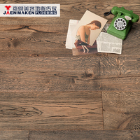 Free Sample Chic and Stylish Australia 12mm x 190mm Oak Wood Engineered Timber Flooring