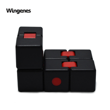 Neue Trend Heiße Stress Relief Magie Folding Cube, Unendlichkeit Cube <span class=keywords><strong>Spielzeug</strong></span>