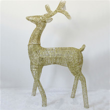 Wholesale christmas wire deer