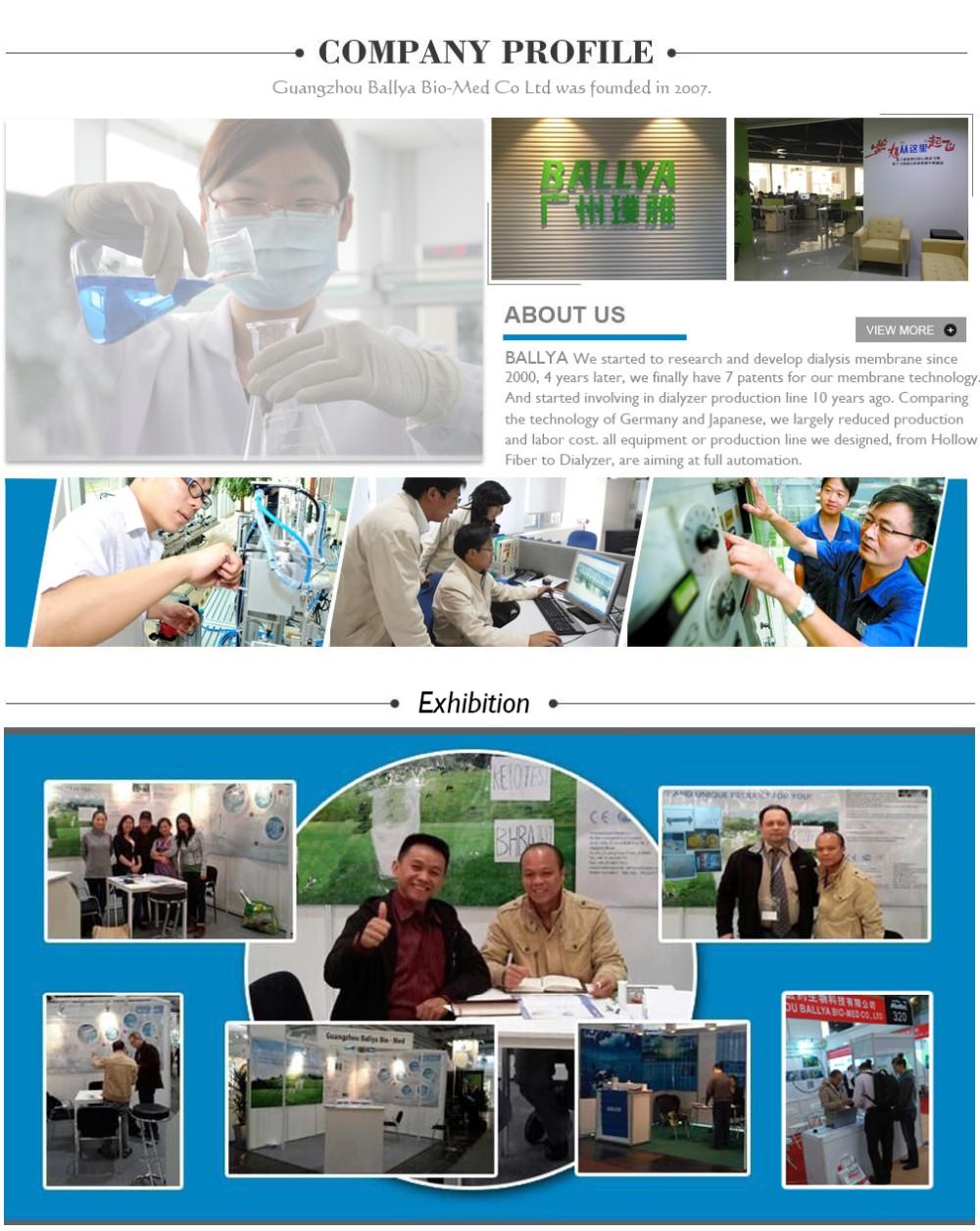 Advanced Ballya Dialyzer Automatic Assembly Production Line ...