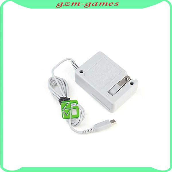 For 3ds charger UK/US/EUR plug and car charger,For Nintendo DSi /NDSi /3DS Wall AC Adapter Charger