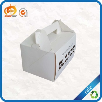 2017 New Design Cheap Custom Wedding Paper Cake Box Making Buy
