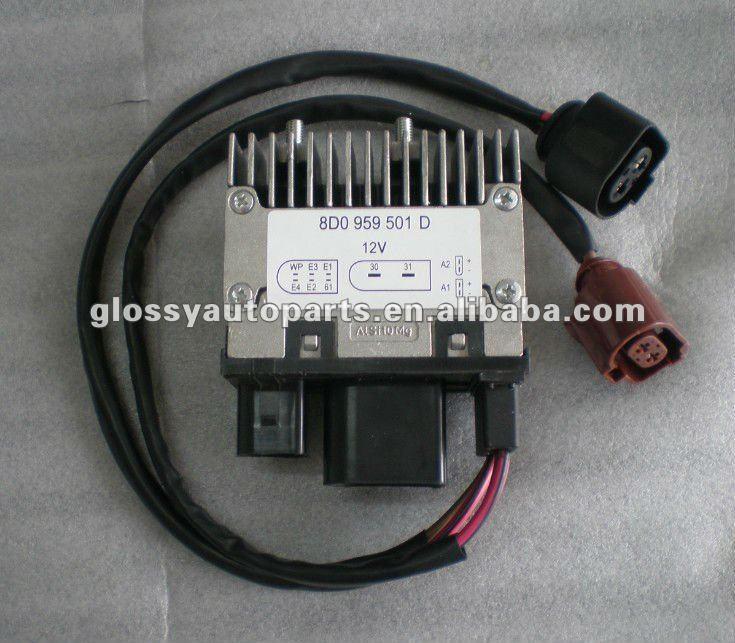 Fan Control Module 8d0959501d / 8d0 959 501d / 8d0 959 501 D