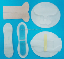 catheter fixing plaster