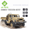 YY2003 1:12 Scale 6-Wheel-Drive Dodge M35A2 Military Truck Hobby Entry Grade with Full Proportional Stearing Gear