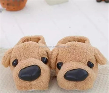 Dog Slipper Wholesale Lovely Design Fashion winter warm Shoes Slippers For Family
